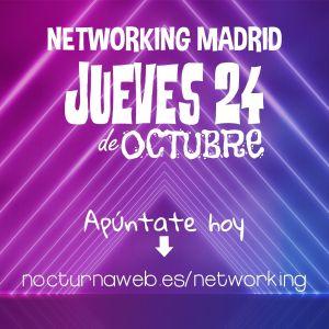 networking madrid Chamberí