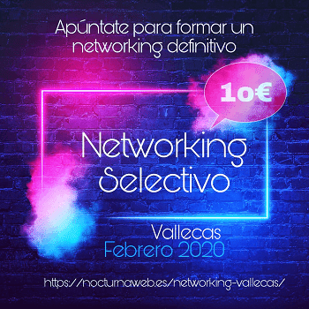 networking vallecas madrid 2020