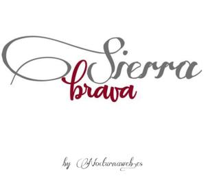 logotipo diseño Sierra Brava
