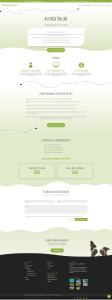Diseño web deperroaperro.com