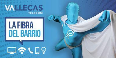banner vallecas telecom publicidad fibra y movil