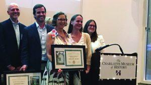 NoDa Makes Charlotte History