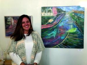 Courtney Salton: Charlotte Art League Spotlight