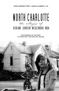 Black and white photo exhibit highlights NoDa's colorful past