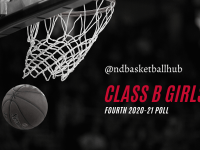 4th (1/4) Class B Girls Poll
