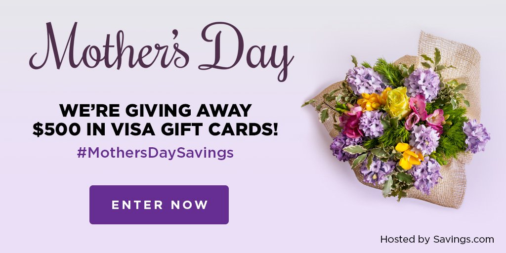 Enter the Mother's Day Gift Guide Giveaway