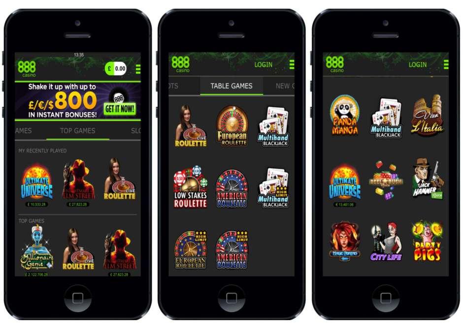 888 casino no deposit bonus