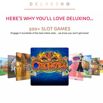 Deluxino Casino - Slots