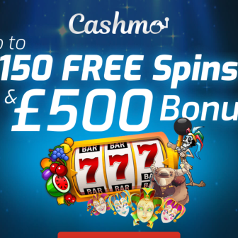 Cashmo Casino - Promotion