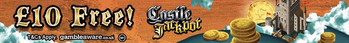 Castle Jackpot no deposit bonus