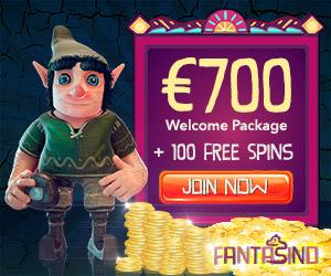 Fantasino Free Spins Bonus