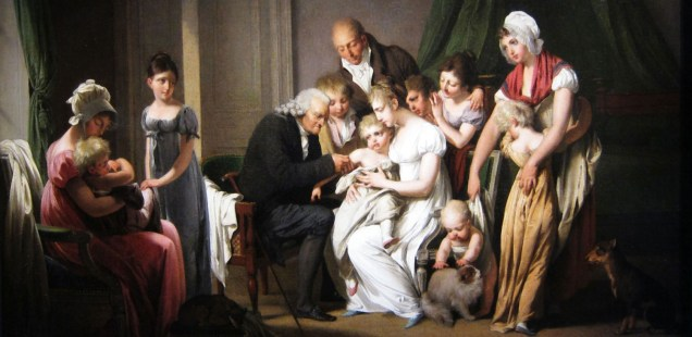 Smallpox, Vaccination, and the Founding Fathers