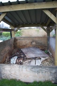 maturing compost