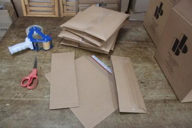 making new larger envelopes