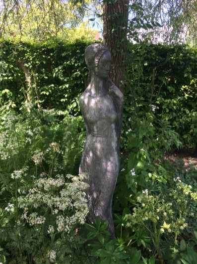 Statue at Sissinghurst