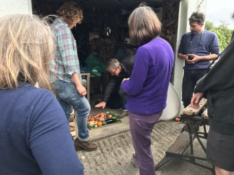 Jason Ingram's photography course at Homeacres