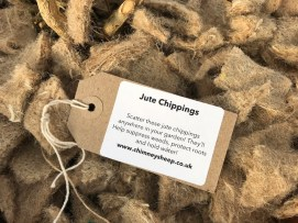 jute chippings