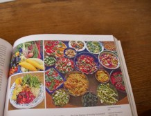 inside the book - some recipes