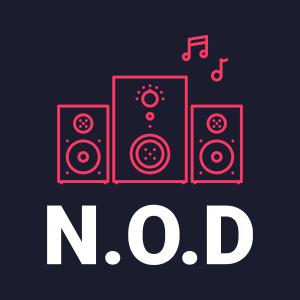 N.O.D Musik Logo