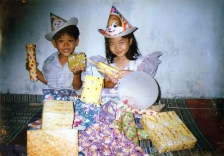 Saya dan sepupu sepaha, 13 tahun yang lalu