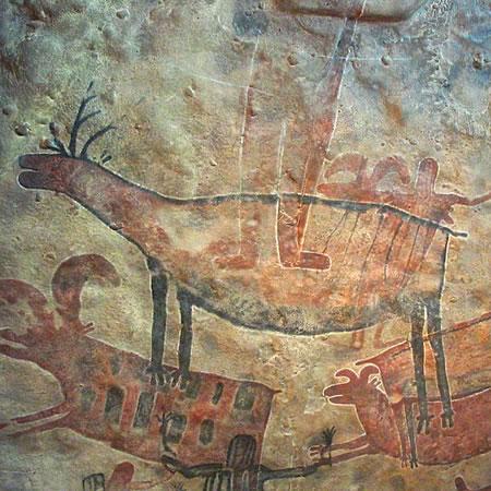 Curso Historia del arte, del horizonte de piedra al arcaico-clásico
