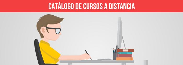 Catálogo de cursos a distancia