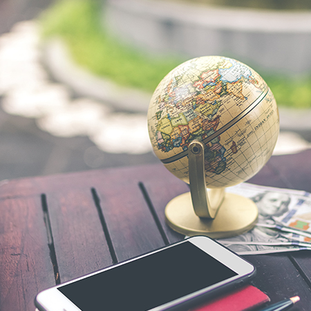 Unidad de Aprendizaje Economía internacional