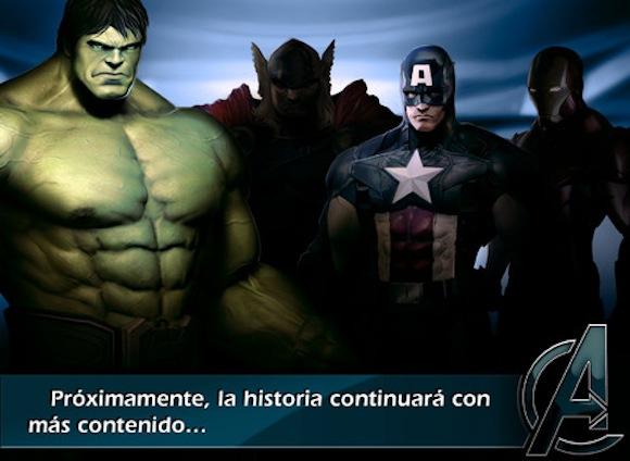 Avengers Initiative iOS