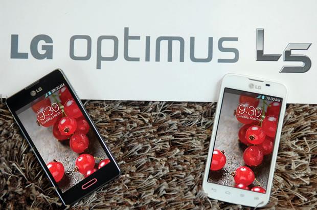 lg optimus l5 x