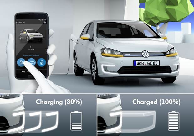 golf inteligent charge