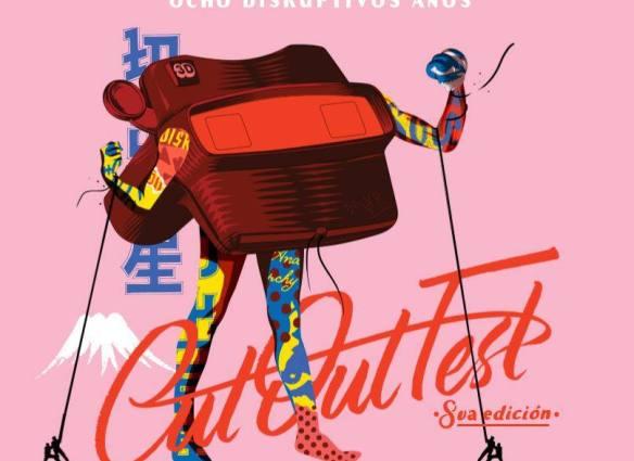 CutOut Fest, la animación y el arte digital, llega este jueves a la ciudad de Querétaro