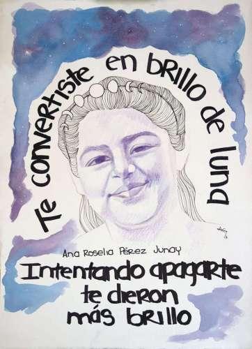 27. Ana Roselia Pérez Junay, por Andrea Gómez