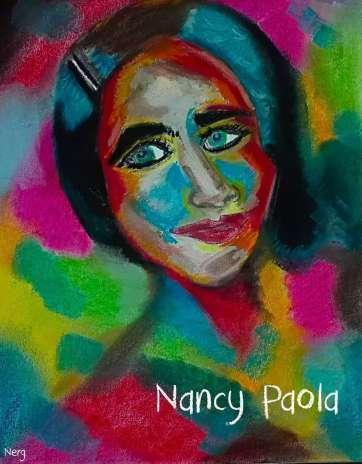 23. Nancy Paola Vela García, por Nelton Rivera