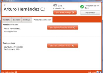 Ubuntu One for Windows Beta 2