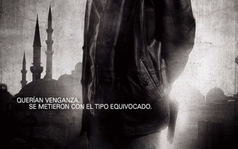 Poster taken 2 (busqueda implacable 2)