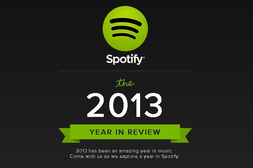 spotify 2013