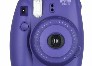 Instax Mini 8: Grape