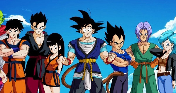 Dragon Ball transmisiones