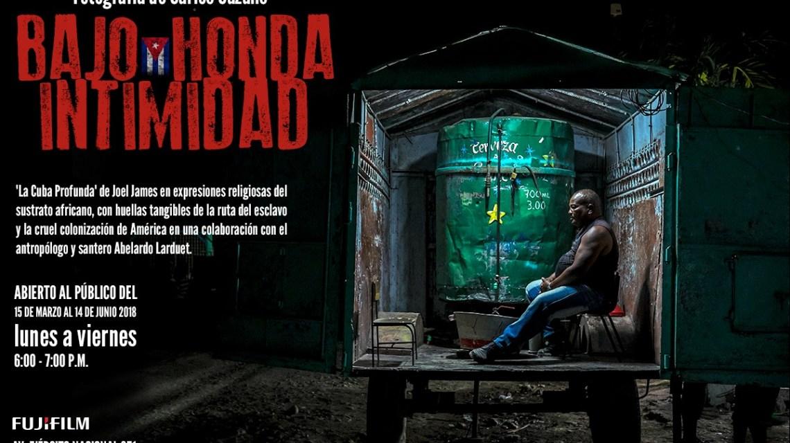 """Carlos Cazalis, presenta a la verdadera Cuba con su exposición:  """"Bajo Honda Intimidad"""""""