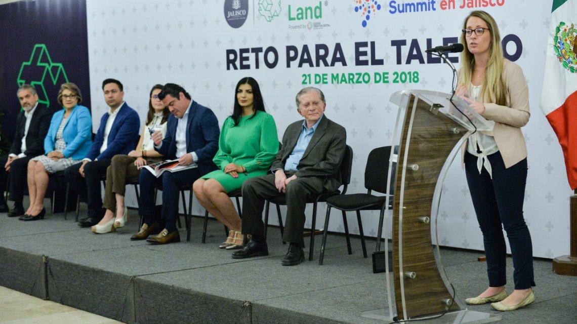 """Se lanza el """"Reto SingularityU Mexico Summit en Jalisco 2018"""" para impactar positivamente a 5 millones de personas en 5 años"""