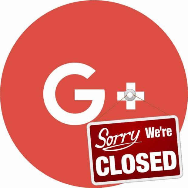 Google+ cerrará