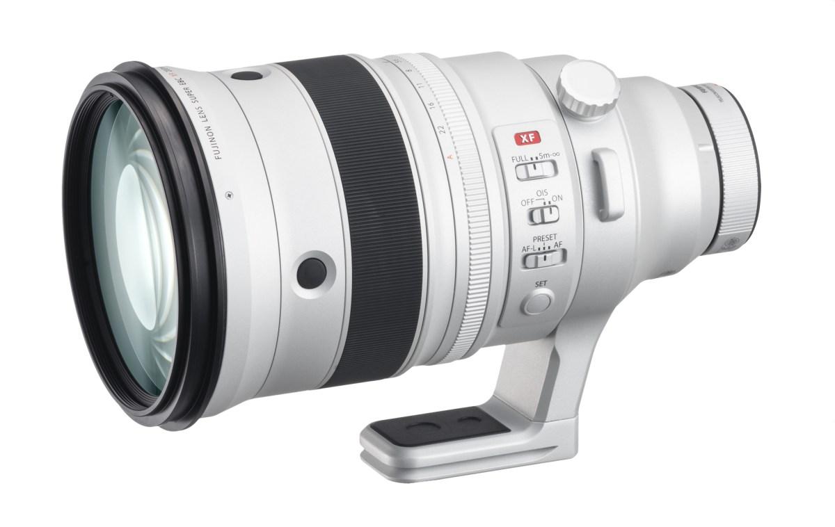 ¡Llega el nuevo teleobjetivo FUJINON XF 200 mm F2 R LM OIS WR y el FUJINON XF 8-16mmF2.8 R LM WR de Fujifilm!