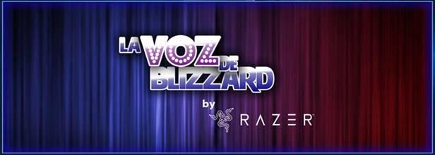 La Voz Blizzard