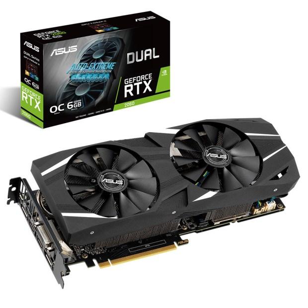 ASUS Dual GeForce RTX 2060