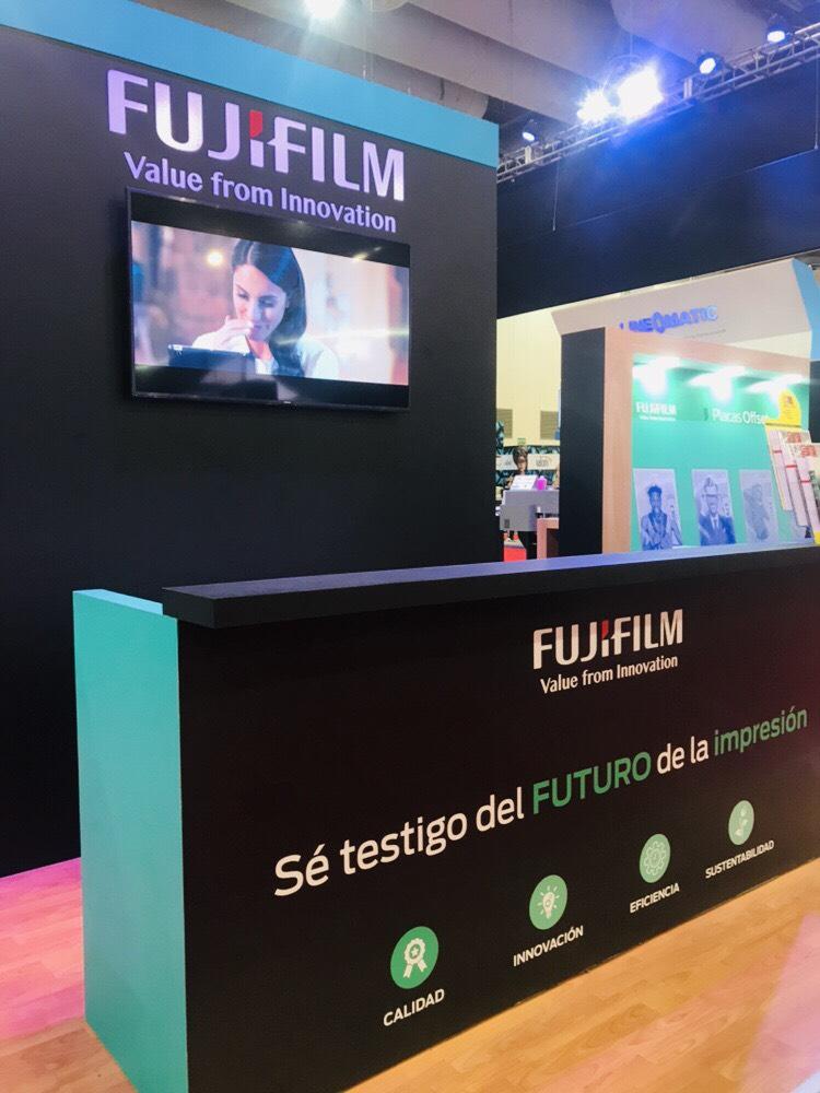 ¡Los 10 más importantes que sucedieron para Fujifilm en Expográfica 2019!