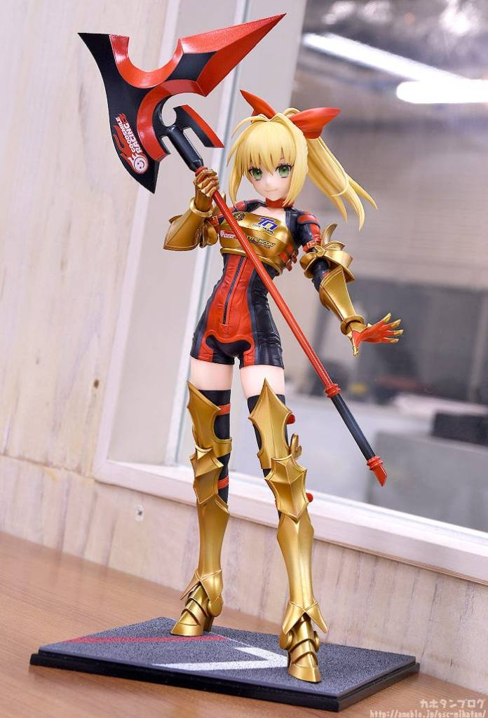 Nero Claudius: Racing Ver. (GOODSMILE RACING Y TYPE-MOON RACING)