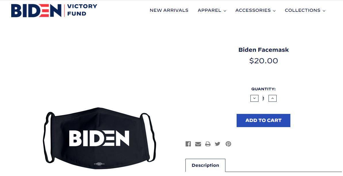 Joe Biden Site