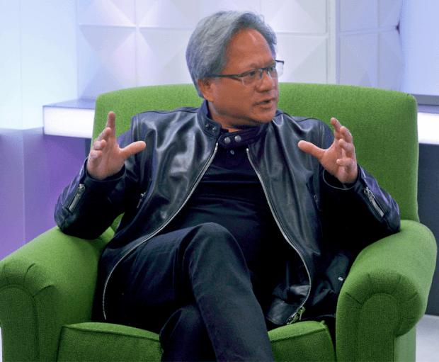 Jensen Huang, fundador y Director Ejecutivo de NVIDIA