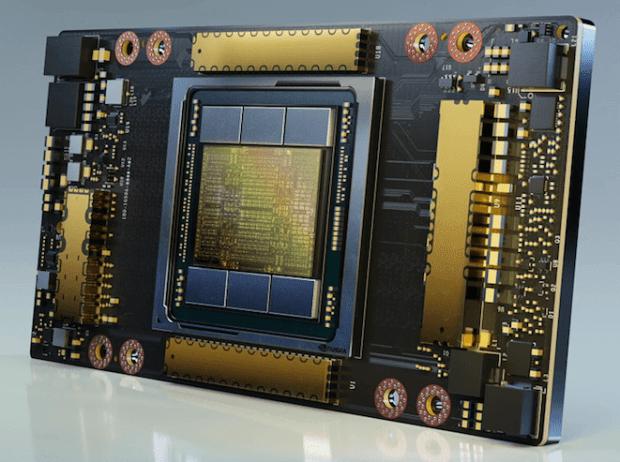 NVIDIA DGX A100™ server: