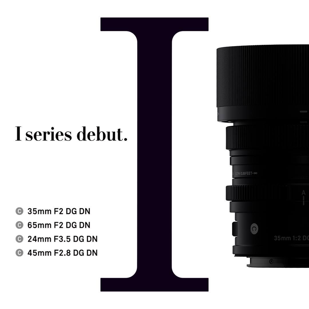 SIGMA anuncia la venta de su nuevalínea de lentes prime: Serie I